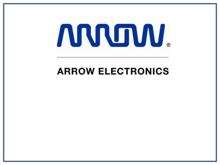 Arrow Electronics, Inc. Case Study Analysis & Solution