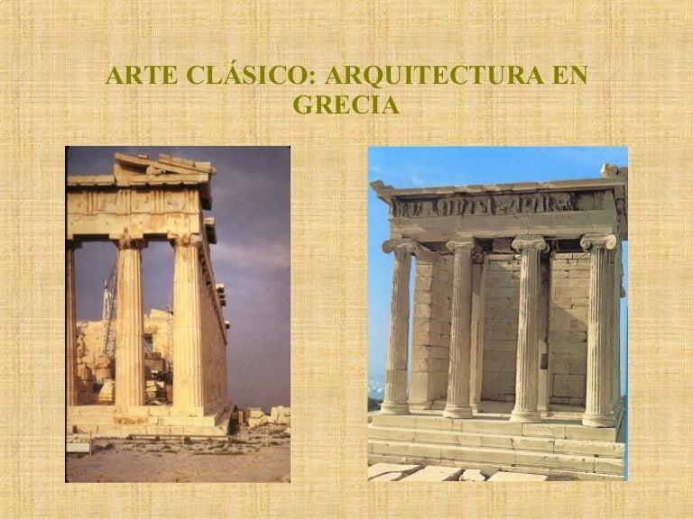 Arte cl sico arquitectura en grecia for Paginas de construccion y arquitectura