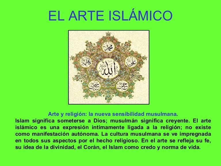 Arte Islámico Arquitectura