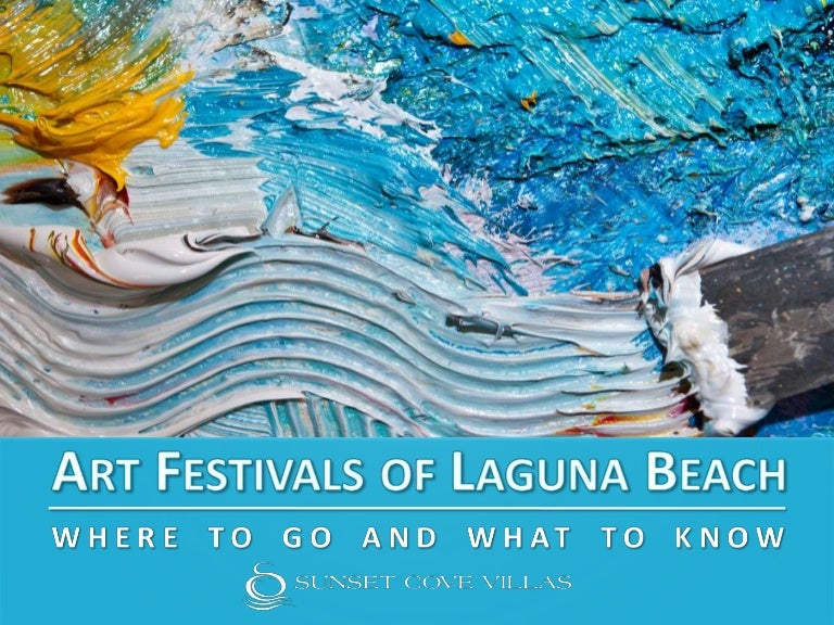 Art Festivals of Laguna Beach