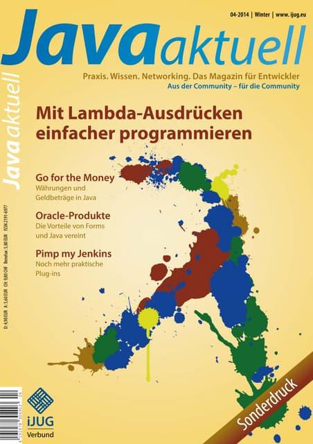 Article - JDK 8 im Fokus der Entwickler