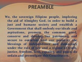 Article 2 Philippine Constitution