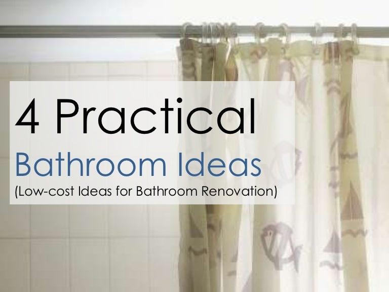 Practical Bathrooms practical bathroom ideas
