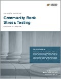 Mercer Capital | Valuation Insight | Community Bank Stress Testing