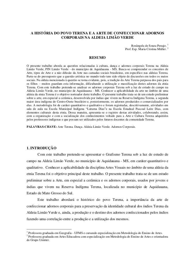Capa Artigo Cientifico Trabalhos Acadêmicos November 2019