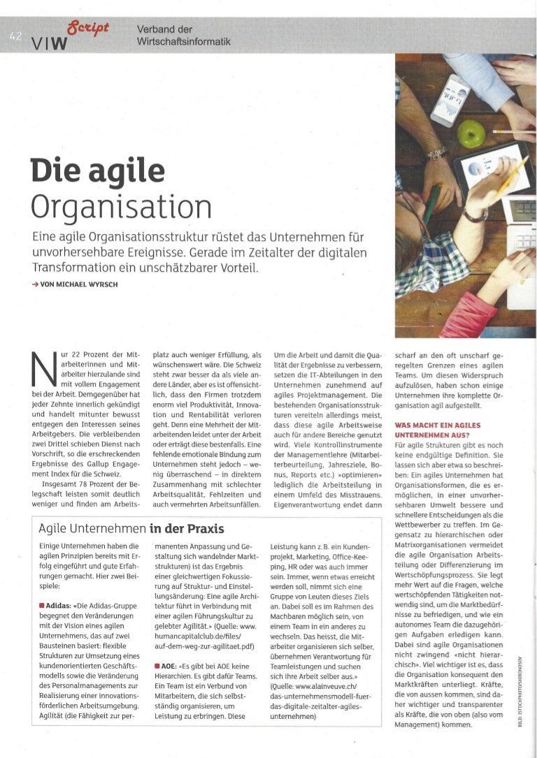 Agile Spiele agile organisationen