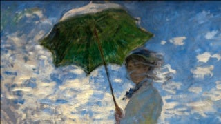 Art in Detail_Parasols and Umbrellas, French Impressionism and the triumph of colour, Ombrelles et Parapluies
