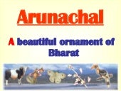 Arunachal An Ornament Of Bharat