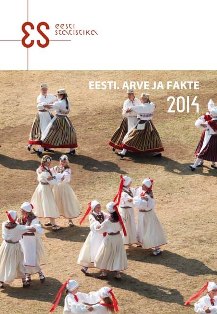Eesti. Arve ja fakte 2014