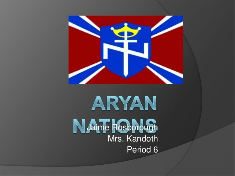 Aryan Nation