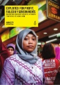 Exploited For Profit, Failed by Governments: Indonesian Migrant Domestic Workers Trafficked to Hong Kong