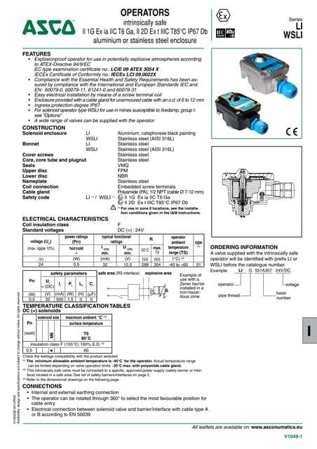 asco li wsli atex iecex intrinsically safe operator hazardous area solenoid valve operator ex ia ex 140307084546 phpapp01 thumbnail?cb=1394182061 asco 8210 series redhat solenoid valve asco 8210 wiring diagram at mifinder.co