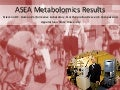 ASEA Research Summary Presentation - http://bit.ly/1j4wXnn