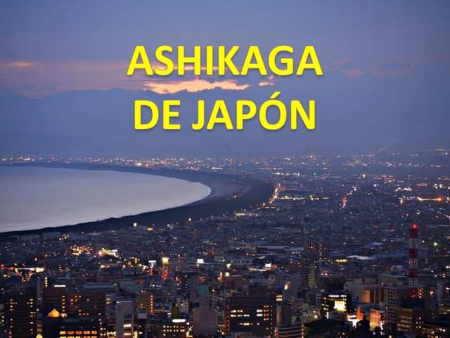 Ashikaga - Japanese Gardens