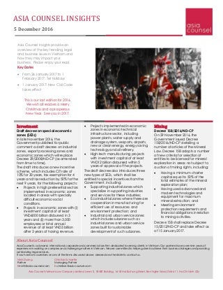 Asia Counsel Insights 5 December 2016