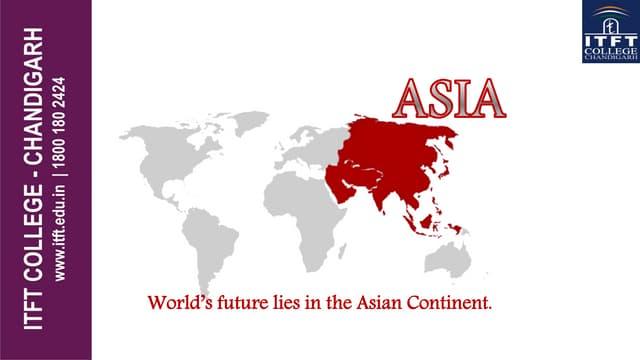 ITFT - Asian Scenario