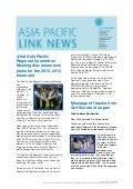 Asia Pacific Link News - May 2011