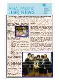 Asia Pacific Link News - September 2013