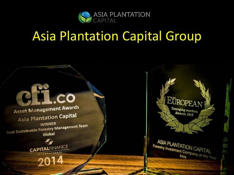 asia plantation capital investment