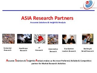 Asia Research Global - Presentation