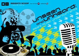 Asia Scout Network Issue 8 Unseen & Unheard Asias Music Undercurrents