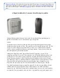 A Simple Guideline For Consumer About Buying Air purifier