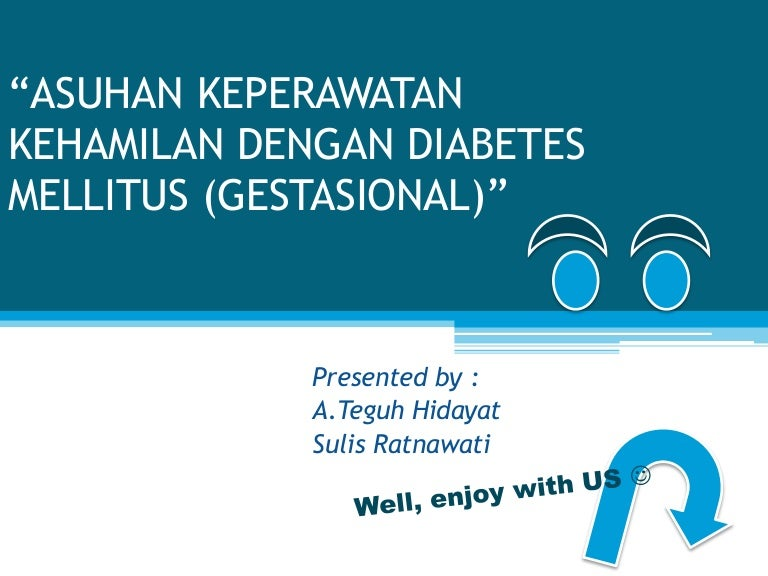 diabetes gestacional pada ibu hamil