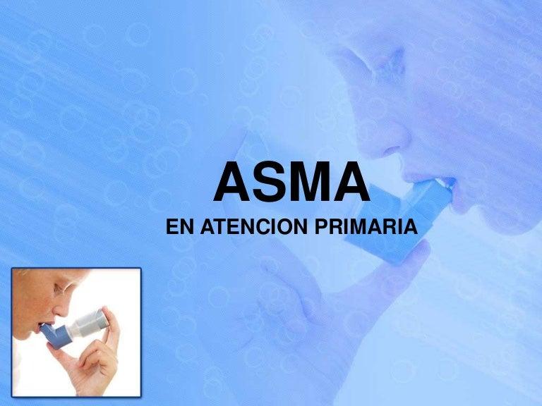 Asma en atencion primaria