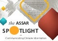 Assar spotlight on communicating climate information - November 2015