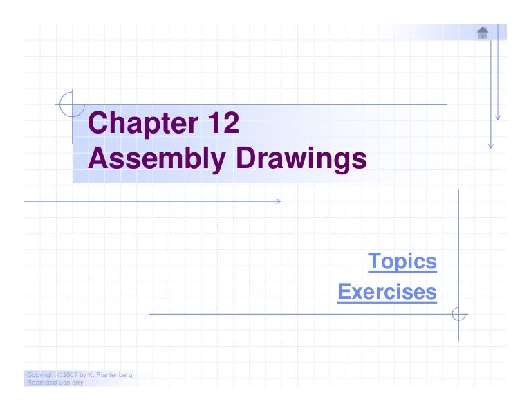 Assembly drawing ccuart Image collections