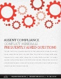 Conflict Mineral Compliance - Frequently Asked Questions