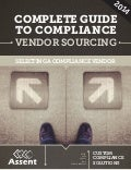 Product Compliance Software Vendor Sourcing Guide