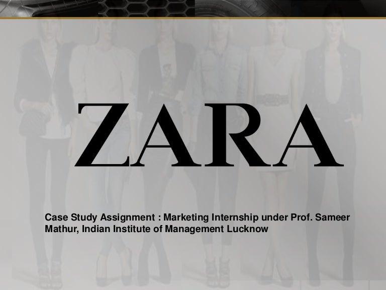 Case study  zara fast fashion VivaLetra  The International Issue of Standardization Case Study Zara Zara Case Study   The International Issue of Standardization Case Study Zara Zara Case Study