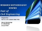 Feat Of Civil Engineering
