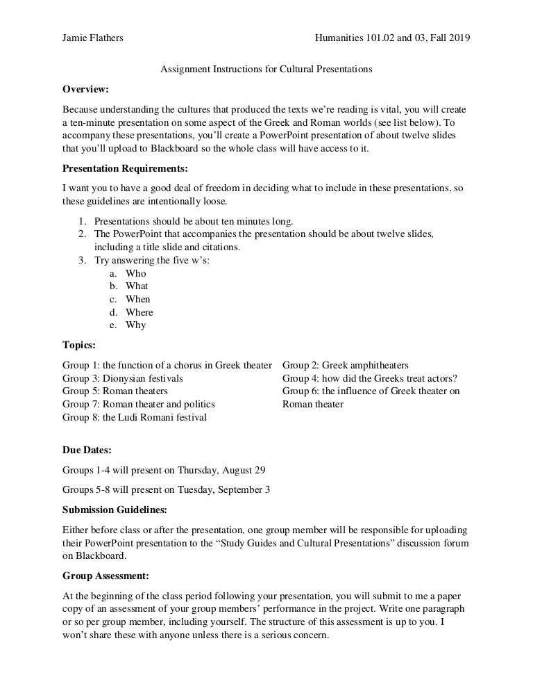 Assignment instructions - WikiEducator