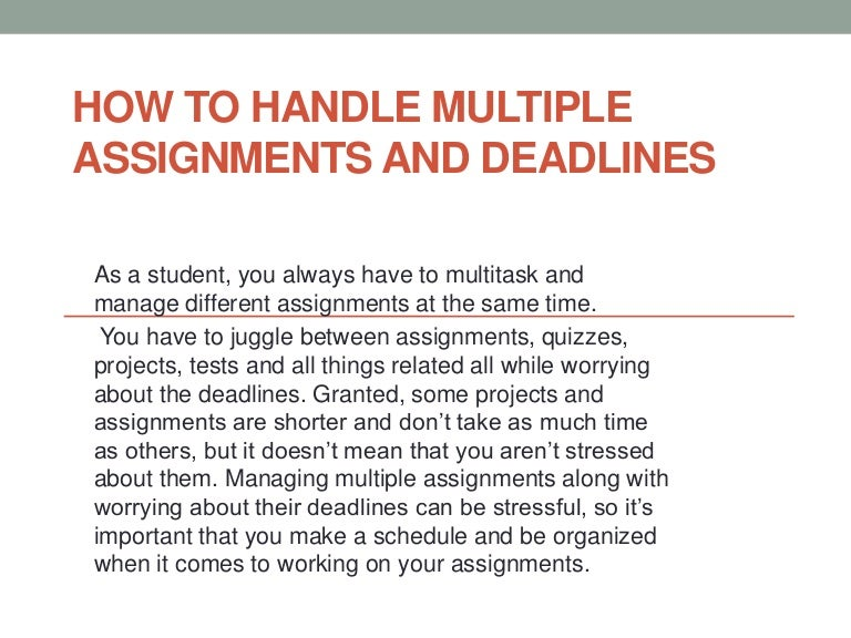 5 Tips to A+ Assignment Writing: How to Pass Your Exams – blogger.com