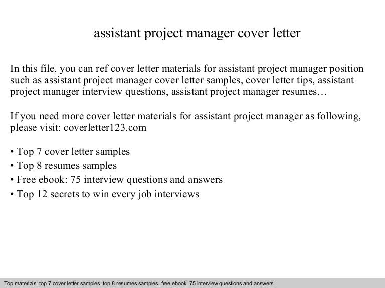 Assistantprojectmanagercoverletter 140830094316 Phpapp02 Thumbnail 4cb1409391823
