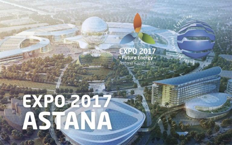 Astana expo 2017 presentation for Expo milano 2017