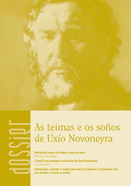 As teimas e_os_sonos_de_uxio_novoneyra