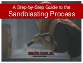 A step by-step guide to the sandblasting process