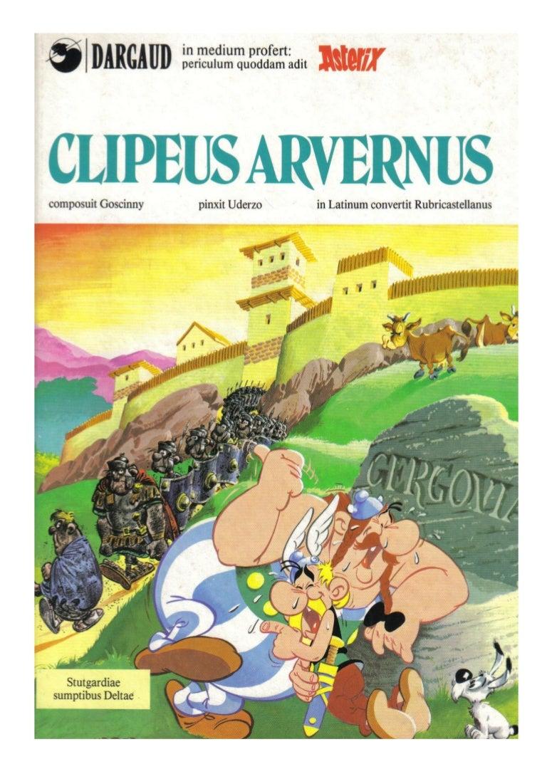 Asterix Y Obelix Clipeus Arvernus 14 Pdf
