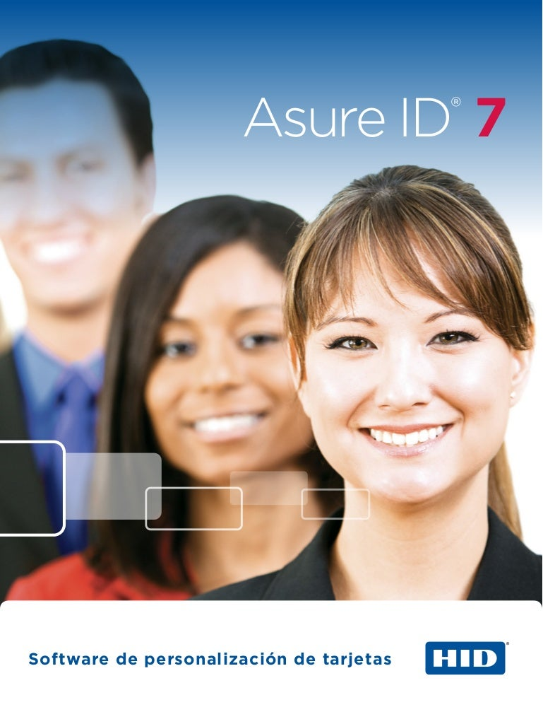 software de credenciales Asureid card software_br_es