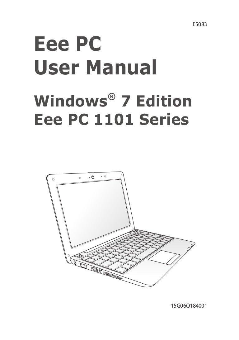 asus eee pc 1101 ha netbook manual rh slideshare net asus eee pc 1201t user manual  asus eee pc 1201t user manual