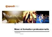 Atelier 2 - MOOC et formation continue - Najette Fellache
