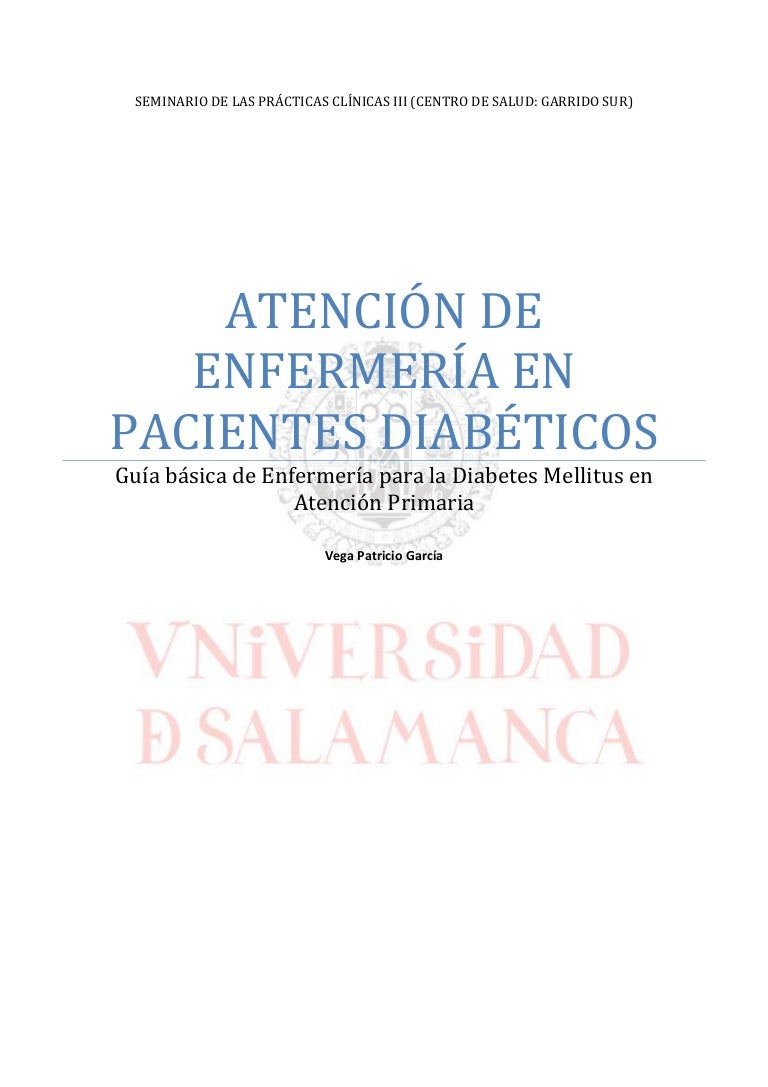 manejo médico de la diabetes de la escuela virginia