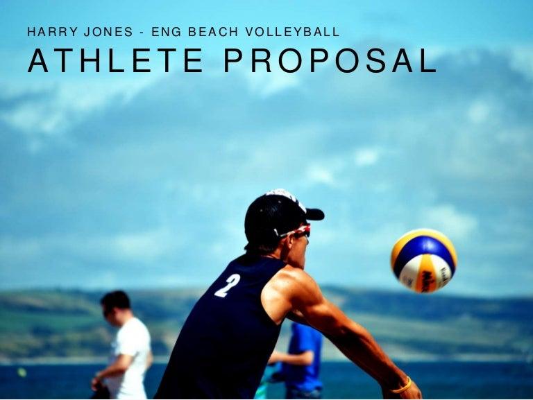 Athlete Proposal