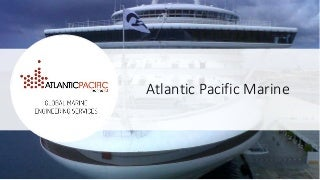 Atlantic Pacific Marine, scrubber project