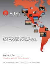 Atlas InSite - Comparing Leading GIS toolsts for Economic