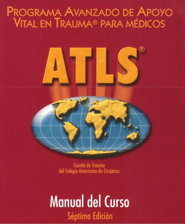 atls apoyo vital avanzado en trauma para m dicos pdf rh slideshare net