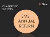 Ato 2013 smsf annual return changes